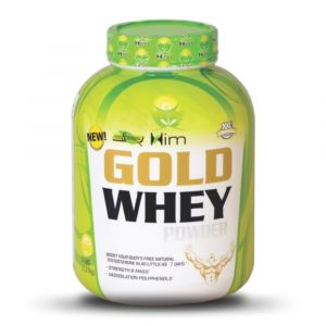 Gold Whey 5 LBS (2.25kg)