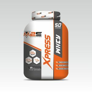 M2S Xpress Whey Protein 4.4 lbs (2 kg)