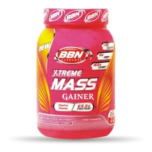 BBN Xtreme Body Mass Gainer (1.5 kg, 3.3 Lbs)
