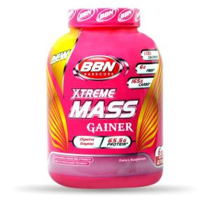 BBN Xtreme Body Mass Gainer 6 lbs