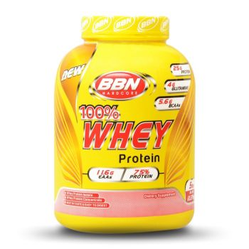 BBN 100% Whey Protein 5lbs (2.27kg)